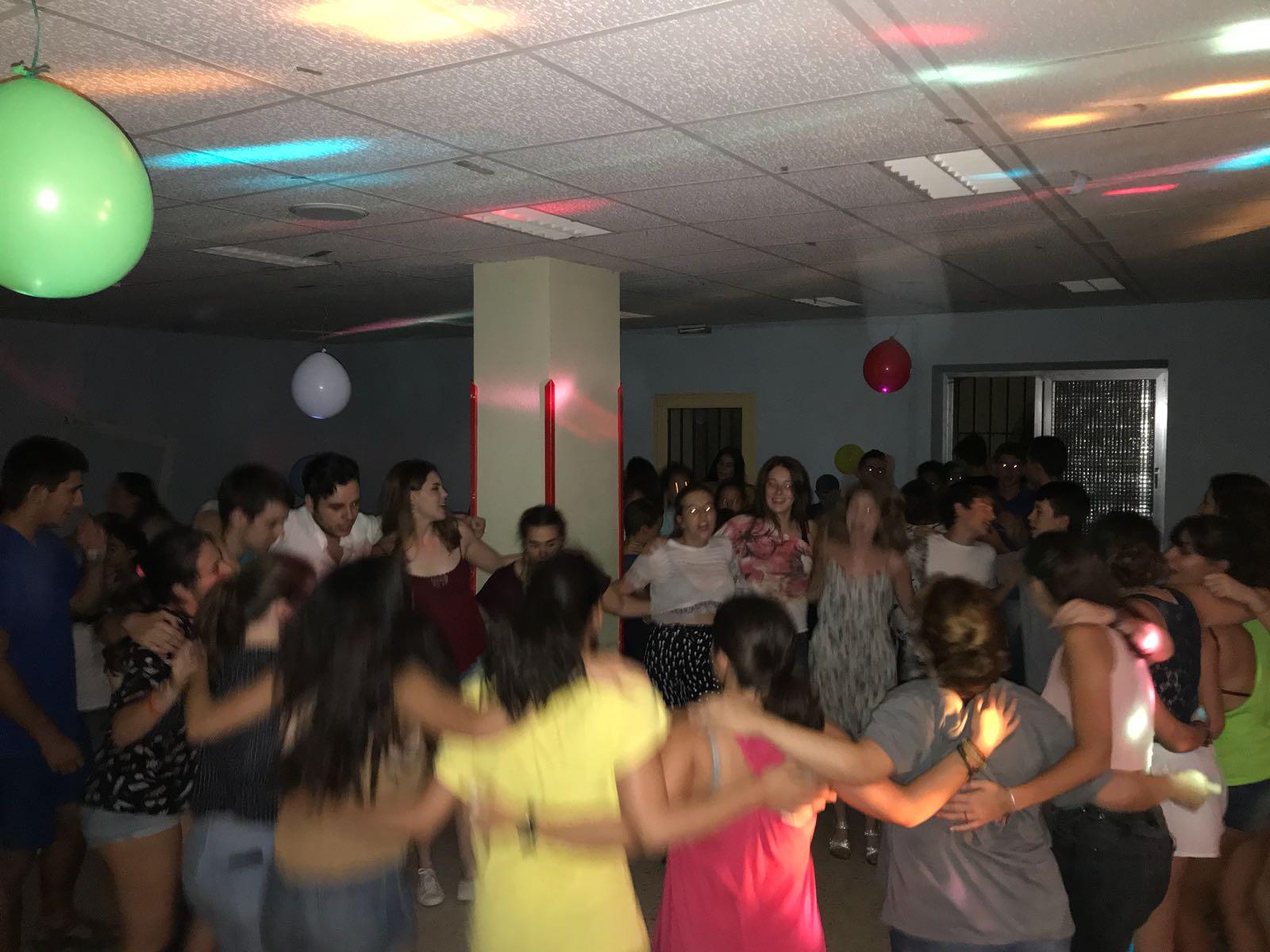 fiesta agosto Guadarrama