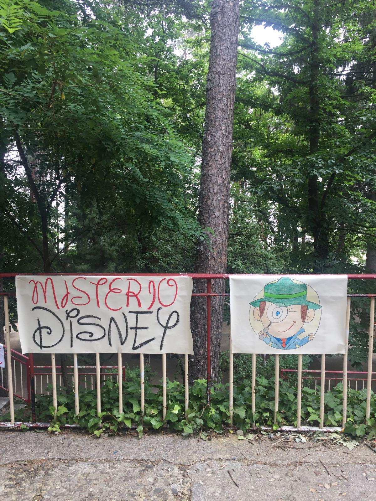 temática Disney