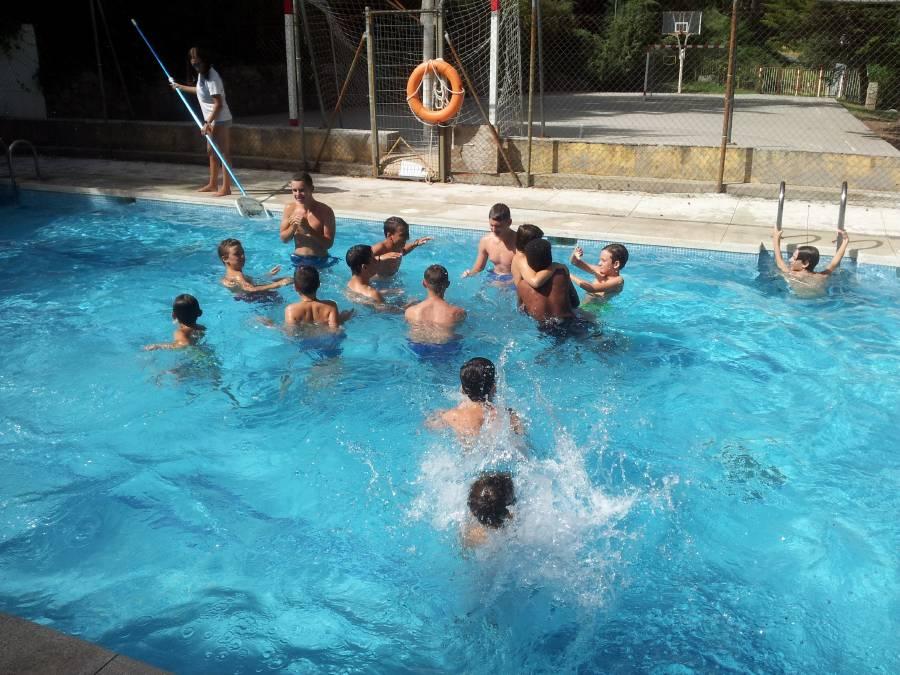 juegos de piscina en Guadarrama