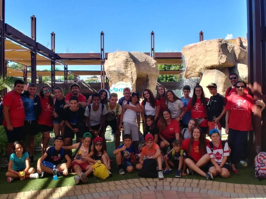 Aquópolis grupo