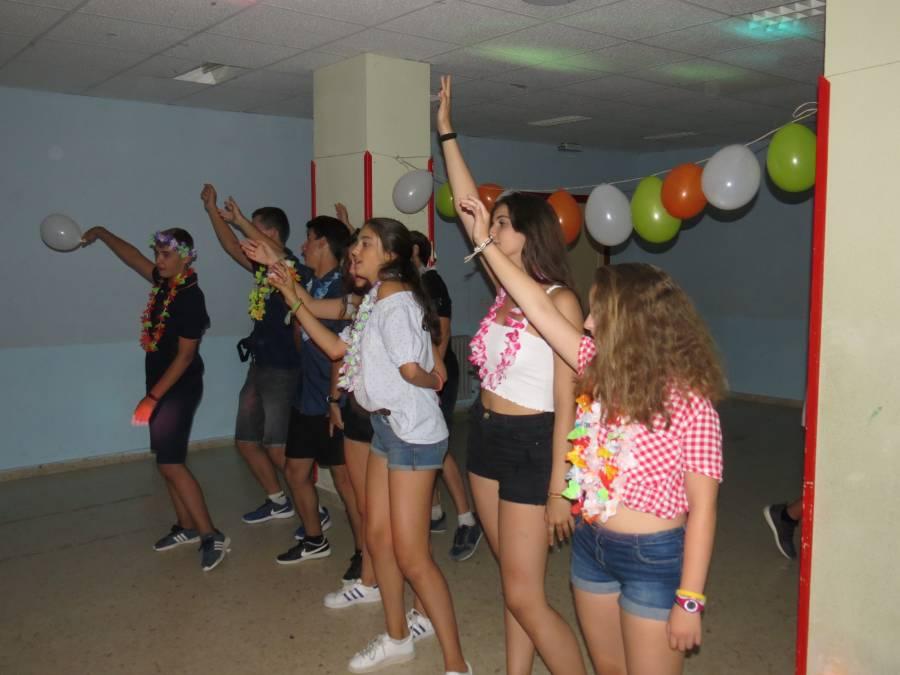 bailes de despedida agosto