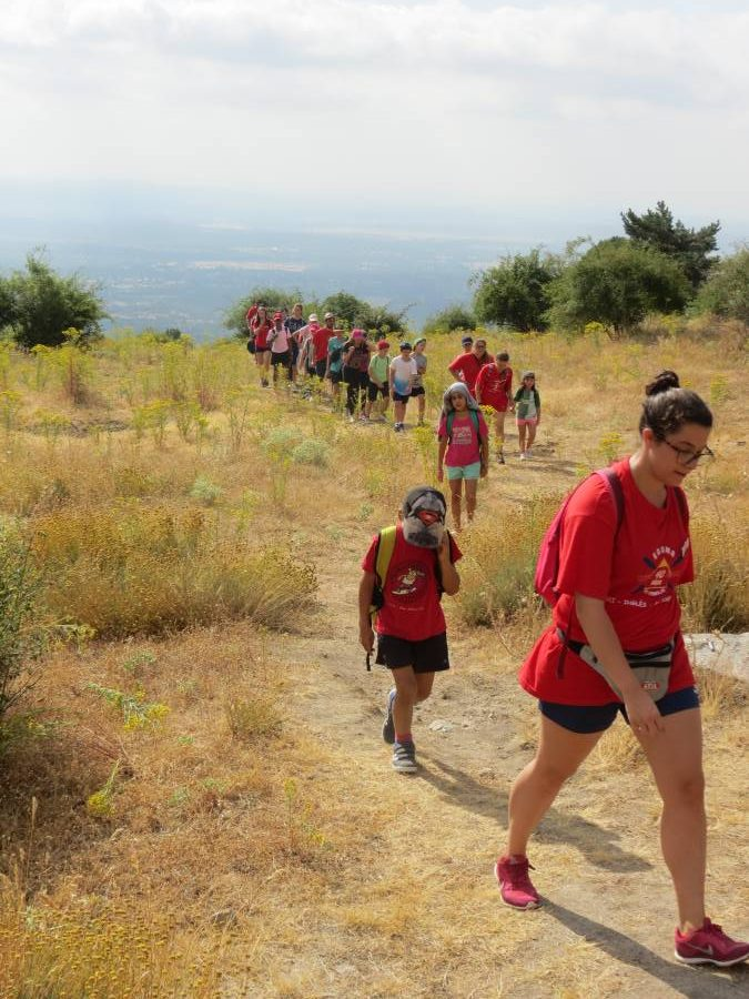 Ruta senderismo Guadarrama