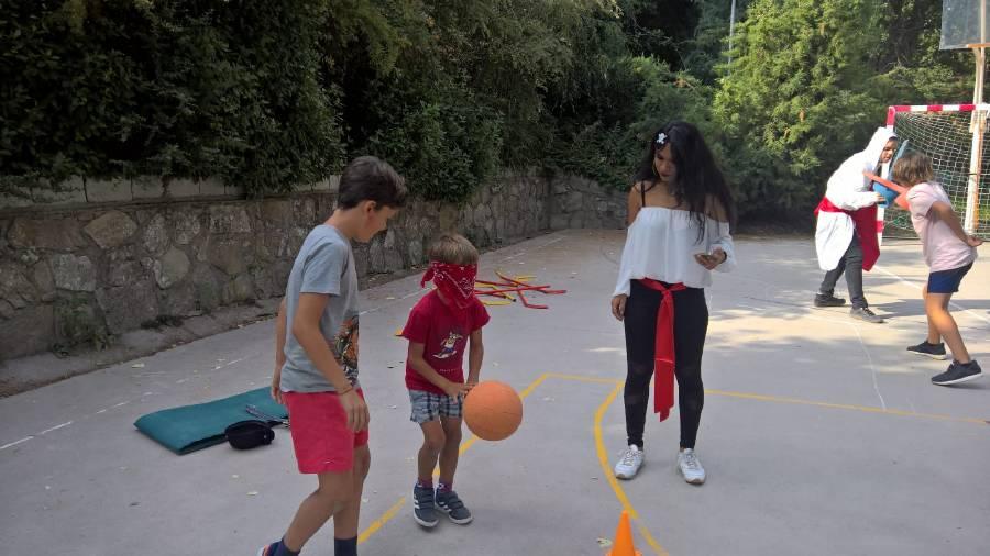 deportes en Guadarrama agosto