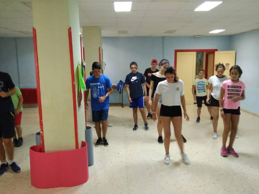 actividad de bailes en Guadarrama