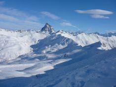 estación de esqui astun- pirineo aragones