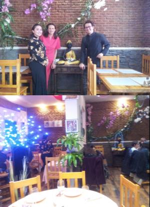 Restaurante. Descuentos socios Eduma