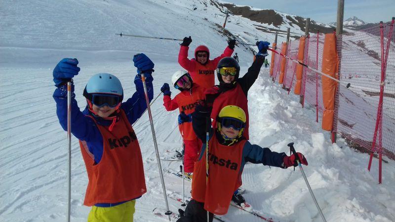 clases de esqui a partir de 6 años