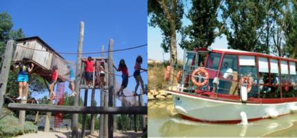 Campamento de verano en Salamanca con opción de inglés o francés