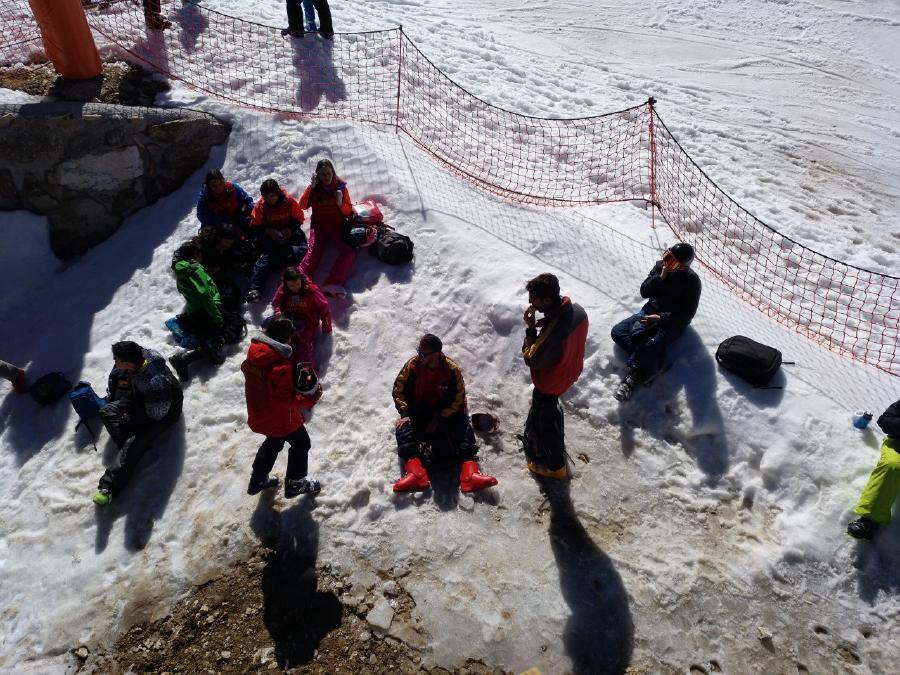 aprende a esquiar a cualquier edad