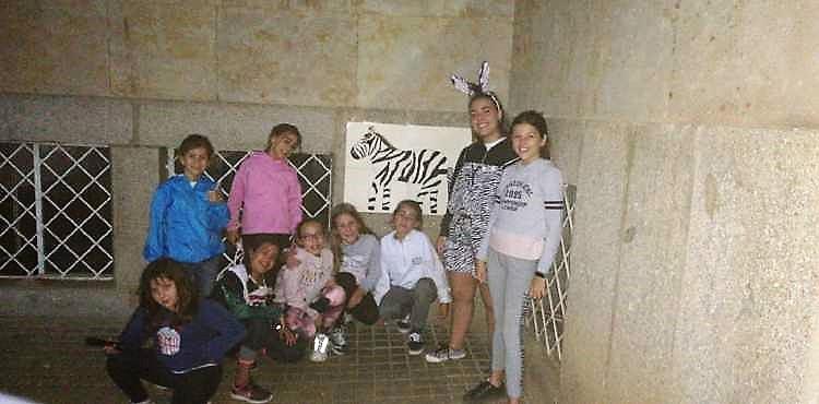 Velada Diario campamento Salamanca y curso inglés y francés 2019