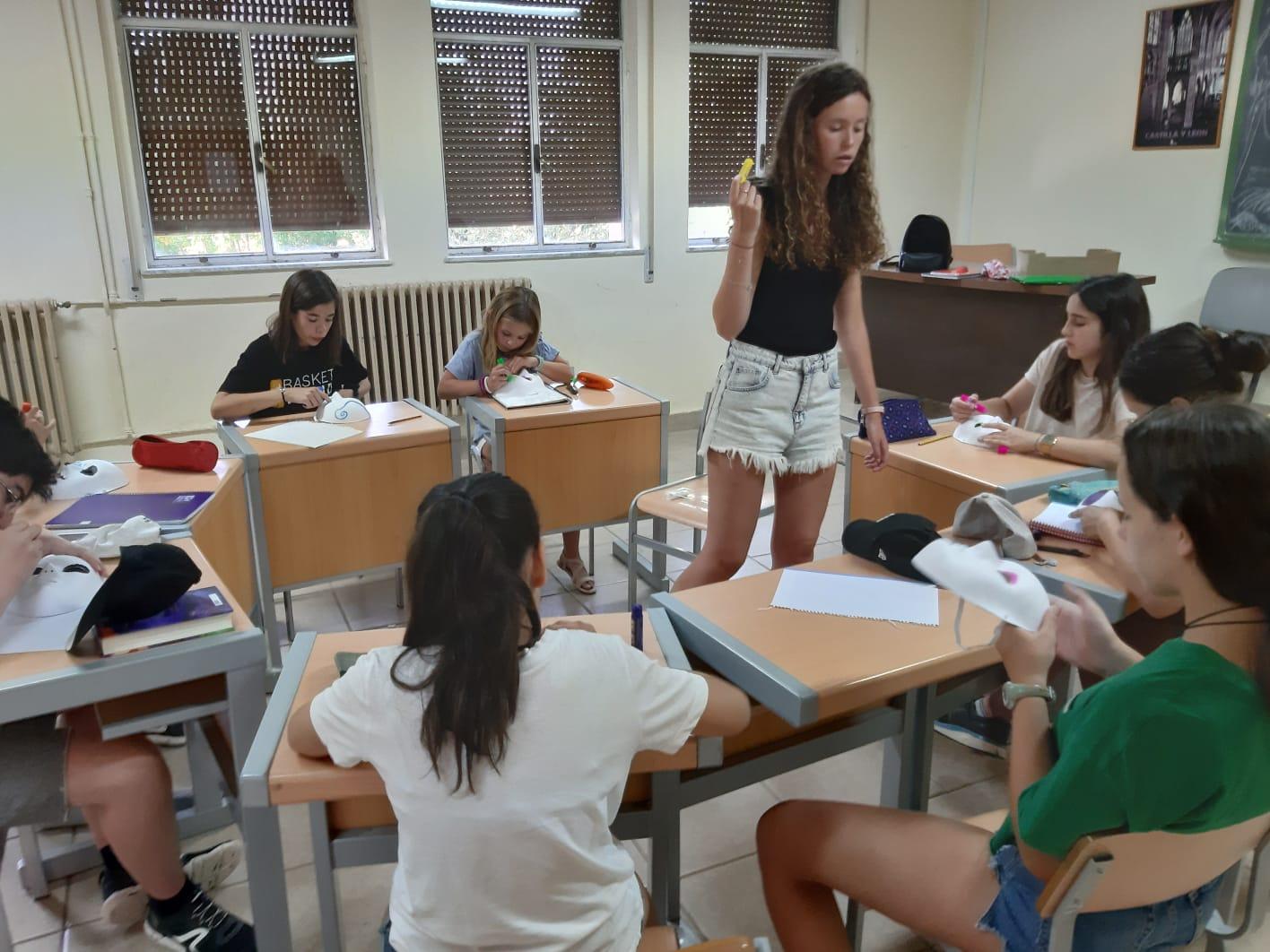curso intensivo de inglés
