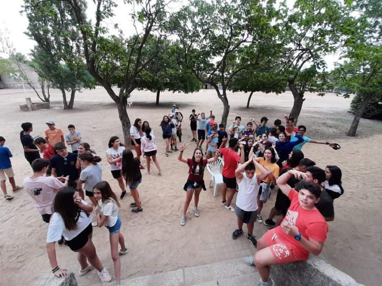 Actividades Diario campamento Salamanca y curso inglés y francés 2019