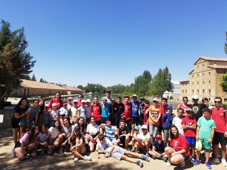 Excursión. Diario campamento Salamanca y curso inglés y francés 2019Visita Diario campamento Salamanca y curso inglés y francés 2019
