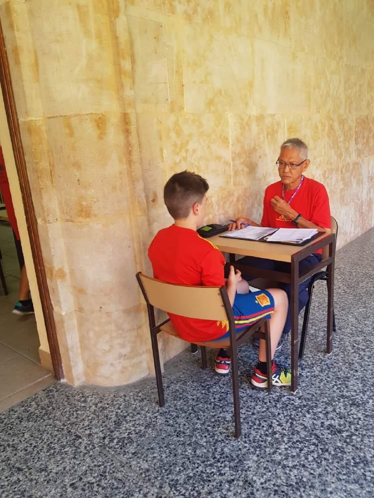 clases de ingles Diario campamento Salamanca y curso inglés y francés 2019