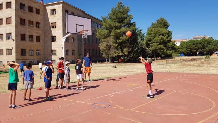 baloncesto en salamanca