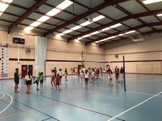 Deportes Juegos de campamento en grupo.
