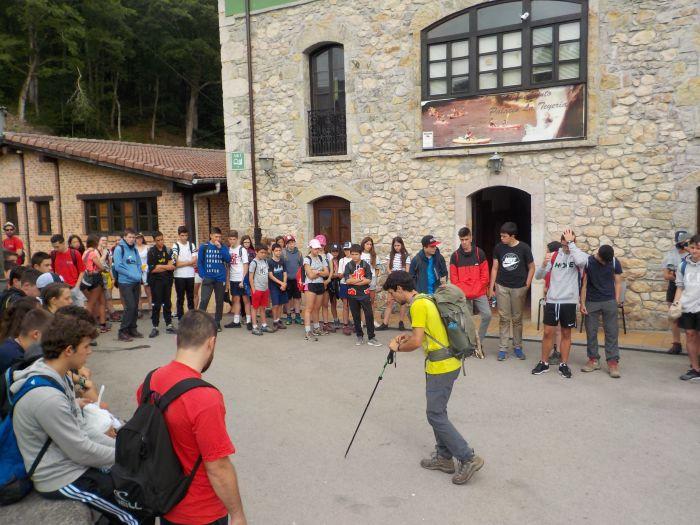 campamento de verano en asturias