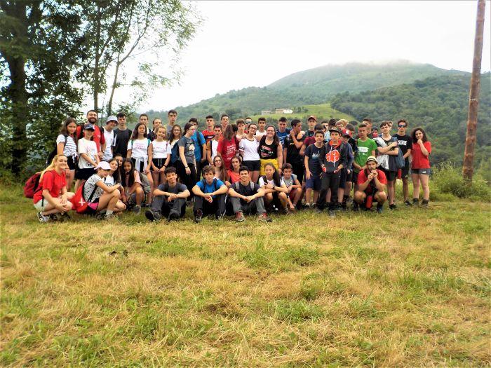 campamento de verano multiaventura en asturias