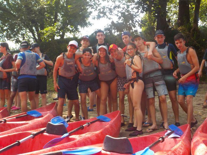 campamento multiaventura de asturias