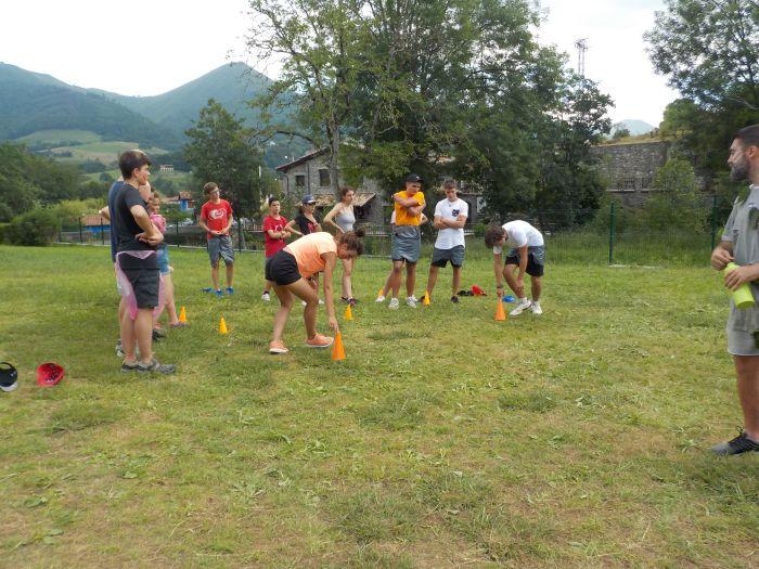 juegos campamento multiaventura de asturias