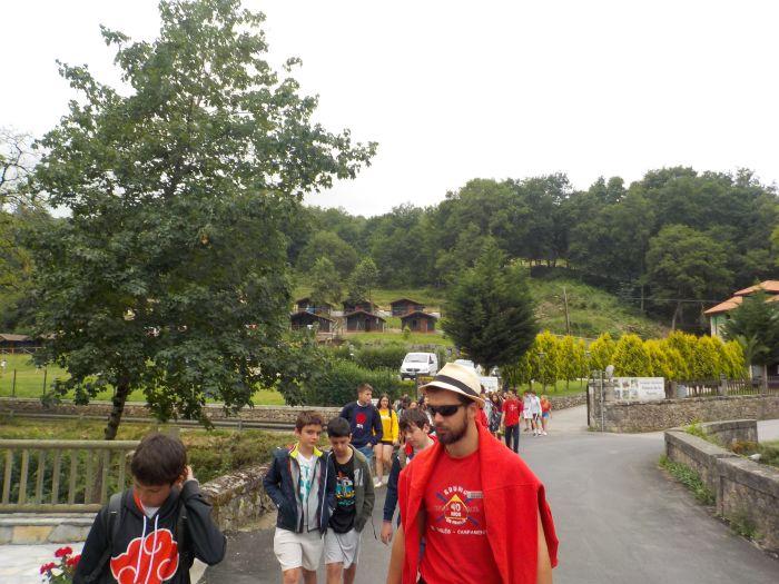 excursión en asturias
