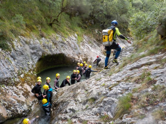 barrancois en asturias