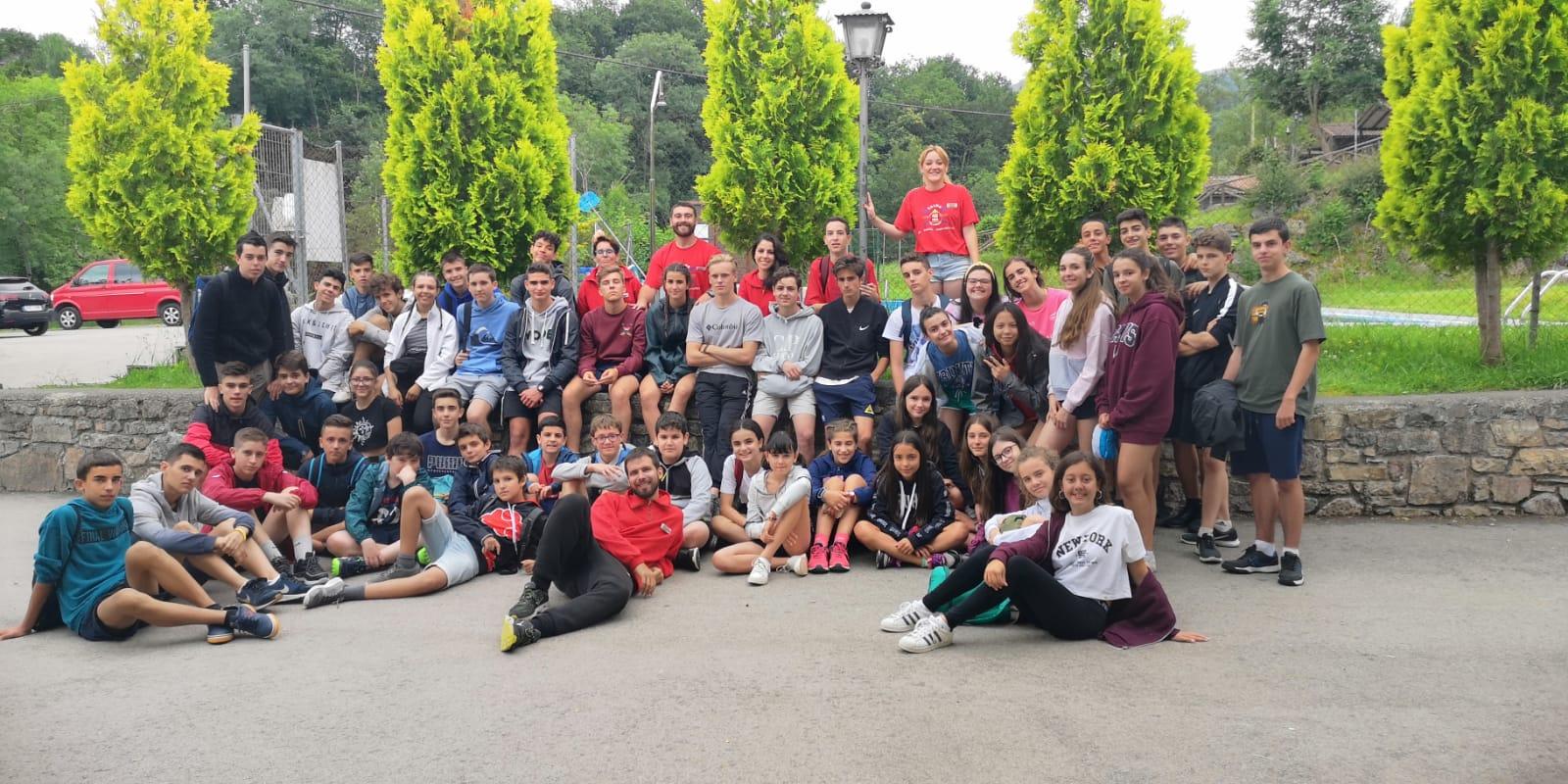 campamento verano en asturias