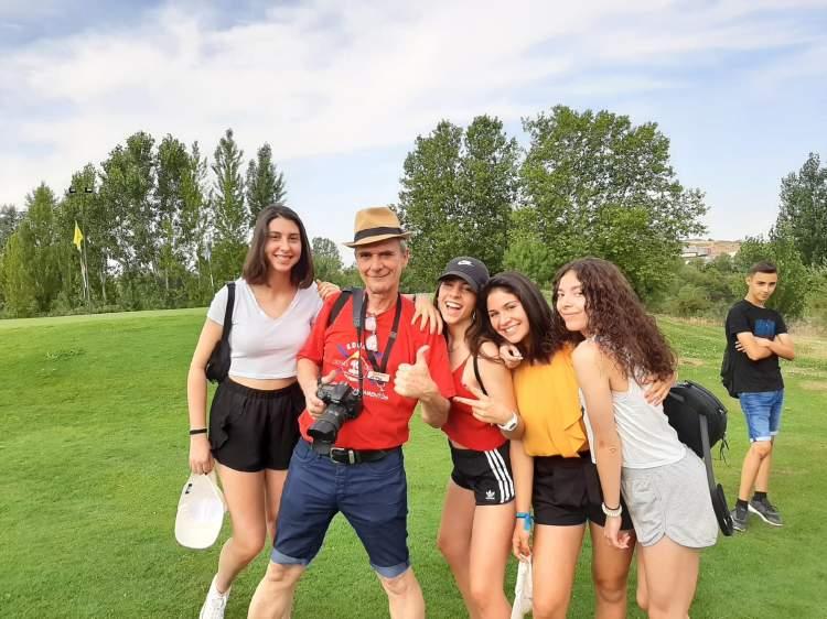 campamento de verano con idiomas