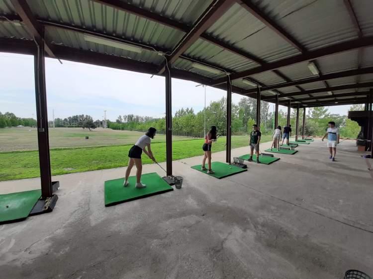 summer camp Golf. Diario campamento Salamanca y curso inglés y francés 2019