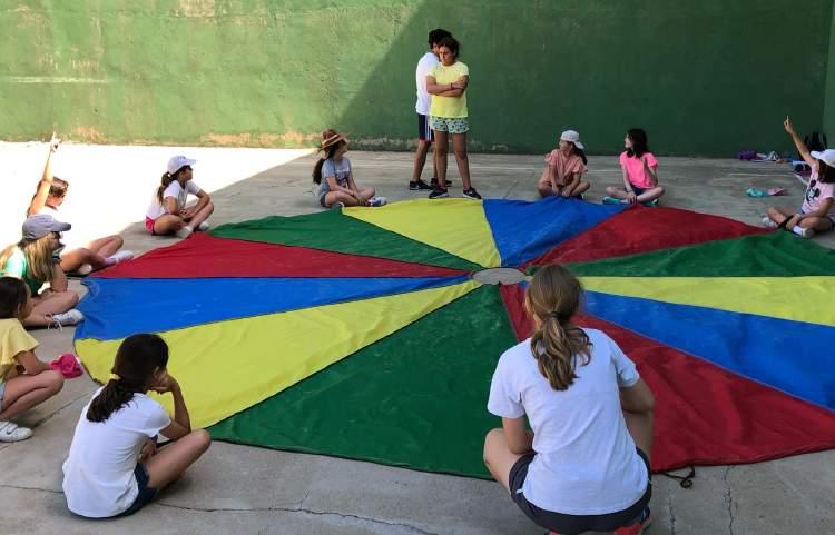 actividades campamento