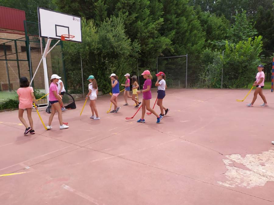 Deportes campamentos de verano