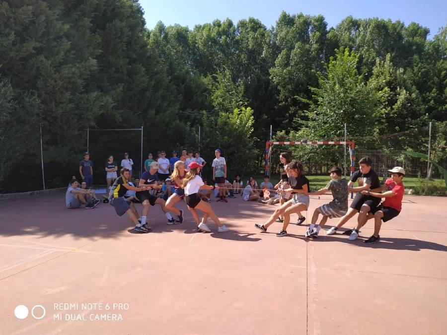 Deportes alternativos campamentos de verano