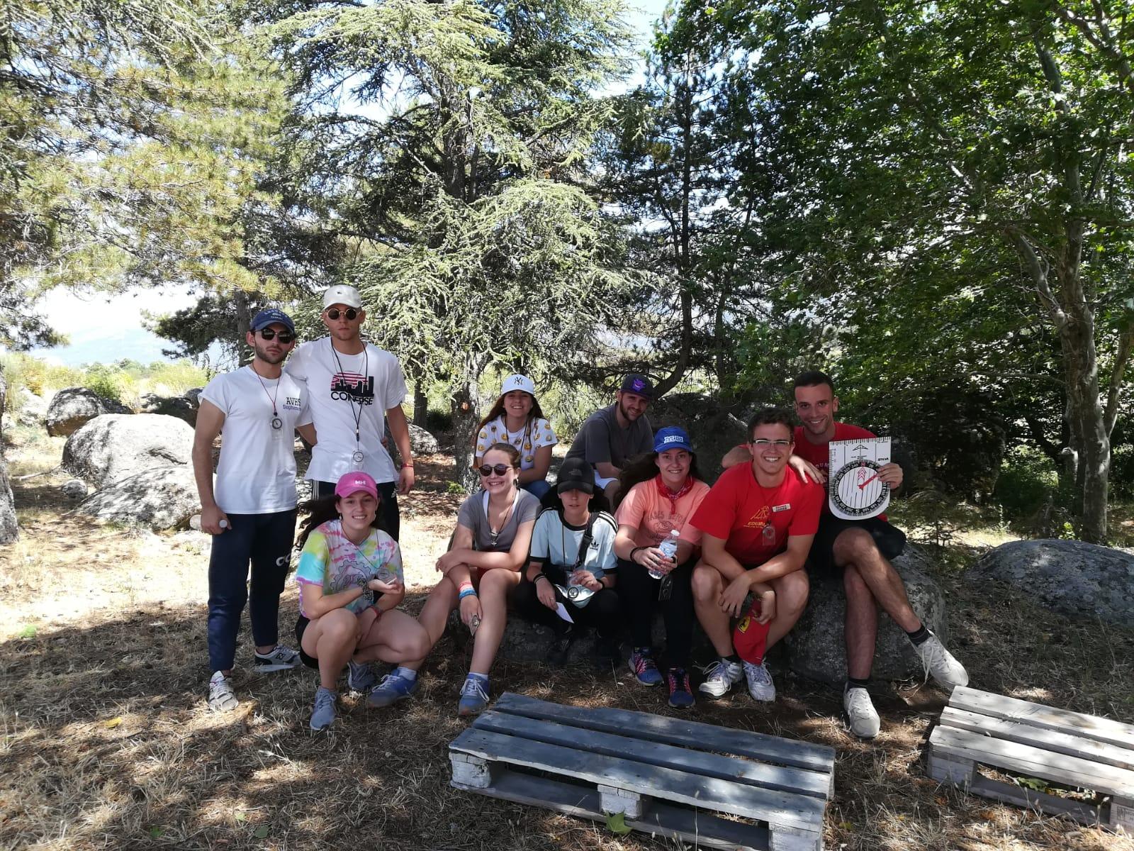 excursiones y actividades curso monitor de ocio y tiempo libre