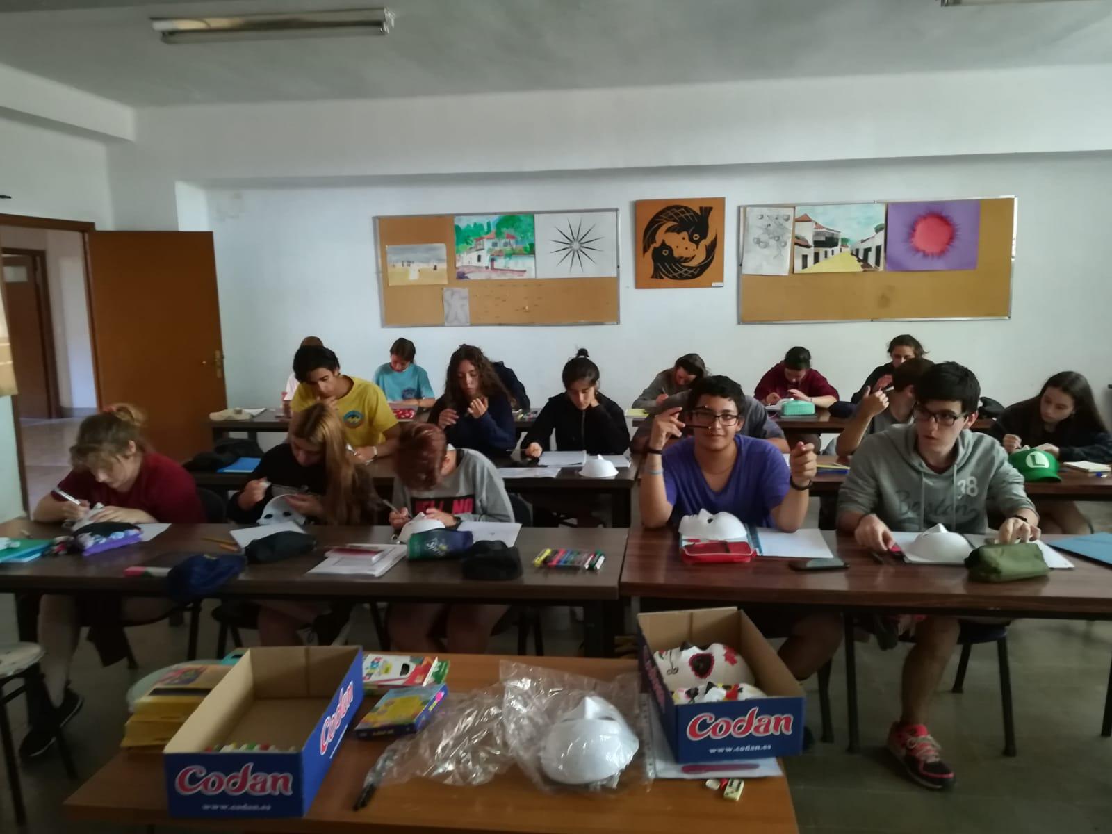 cursos y talleres de monitor
