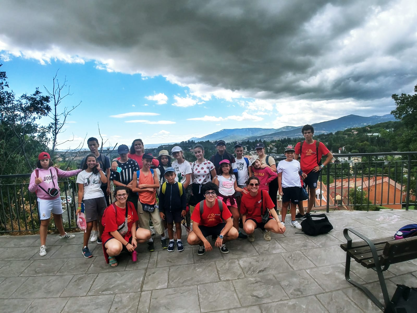 excursion. Diario Guadarrama 2019