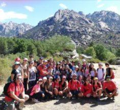 Educacion ambiental Madrid. Ocio y tiempo libre. Monitores julio y agosto.