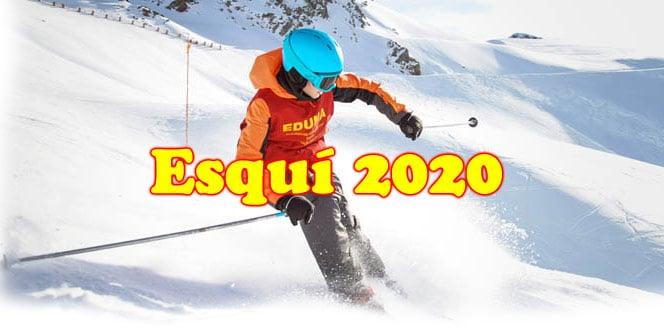 cursos de esquí fin de semana dias sin cole vacaciones escolares