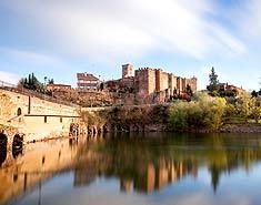 Excursión Buitrago. Campamento de verano Madrid Agosto