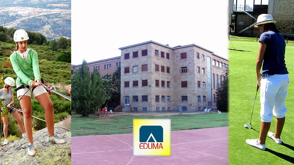 Campamento de verano con inglés intensivo en Salamanca. Curso de inglés España.