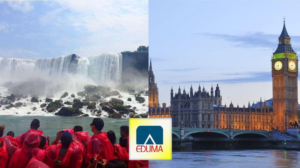 Aprender en el extranjero con grupos organizados en verano.