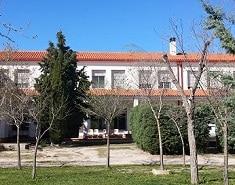 Instalacion para campamentos infantiles cerca de Madrid, en Toledo. Julio