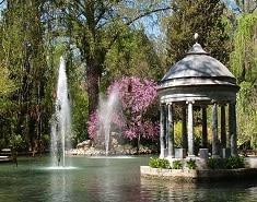 Visita a Aranjuez. Campamento de verano en Toledo cerca de Madrid para niños y jóvenes.
