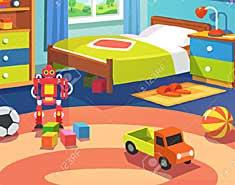 juguetes y juegos para niños en casa. Ideas y actividades de interior para niños y familia.