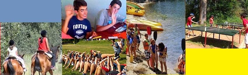 Campamentos de verano para adolescentes y jovenes 13 14 y 15 años