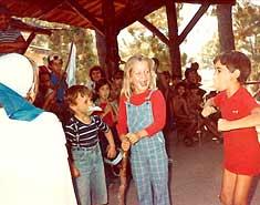 El Hornillo 1984. Historia de los campamentos de verano en España
