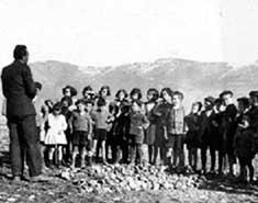 Institución Libre de Enseñanza.historia primeros campamentos verano colonias escolares. Inicios y origenes