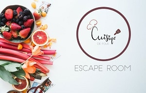 Cuisine Escape room online gratuito.