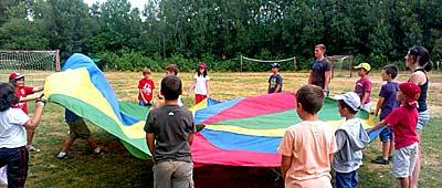 edad ideal para ir primer campamento verano. Mejor edad