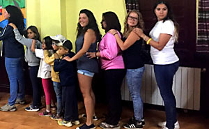 Grupo niños. Practicas monitor tiempo libre