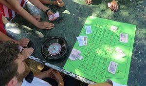 grupos grandes juegos de campamento de verano casino